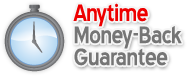 Anytime Money Back Guarantee